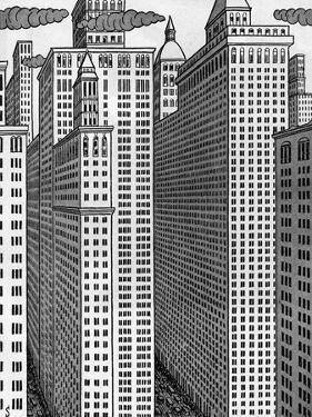 Wall Street (Schilling) by F Schilling