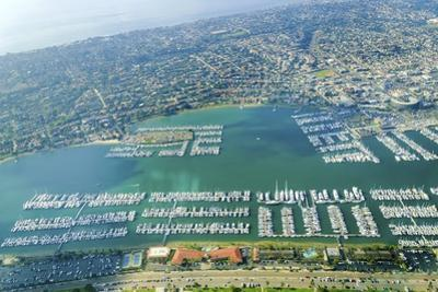 Aerial View of Point Loma, San Diego by f8grapher