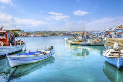 Beautiful Gythio, Greece by f8grapher