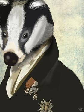 Badger The Hero by Fab Funky