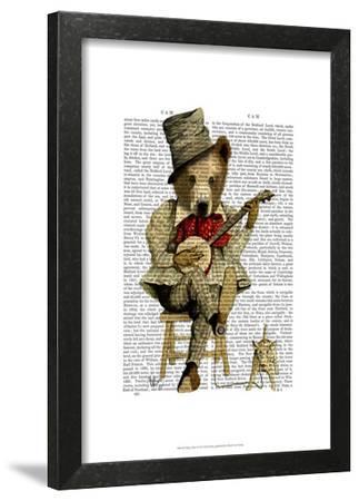 Banjo Bear by Fab Funky
