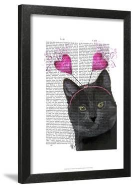Black Cat Valentines by Fab Funky