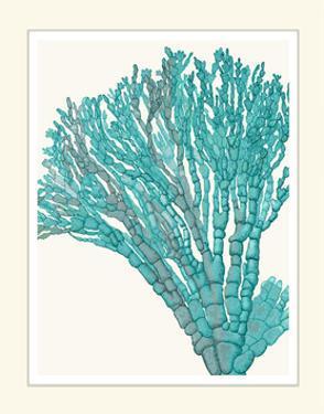 Blue Underwater Scenes 1 f by Fab Funky