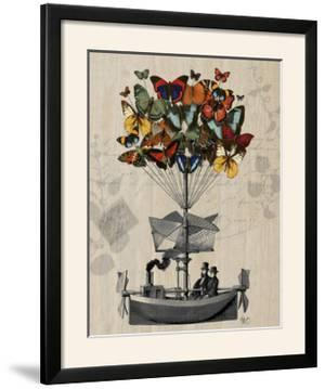 Butterfly Airship by Fab Funky