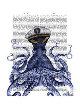 Captain Octopus by Fab Funky