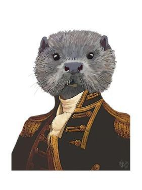 Captain Otter by Fab Funky