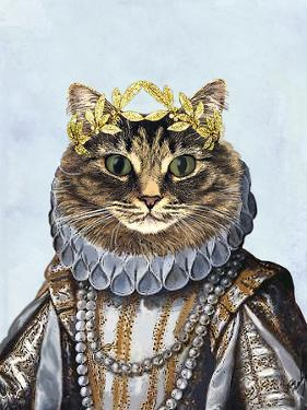 Cat Queen by Fab Funky