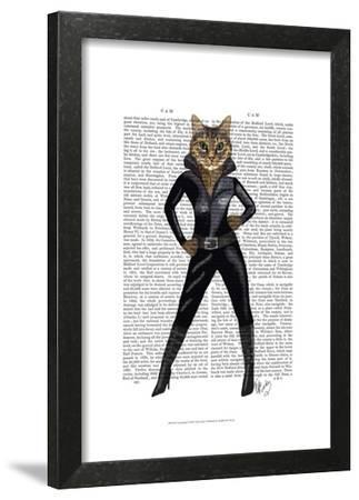 Catwoman by Fab Funky