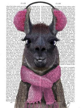 Chilly Llama, Pink by Fab Funky