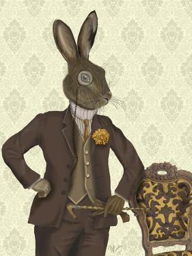 Dapper Hare by Fab Funky