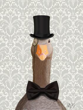 Distinguished Goose by Fab Funky