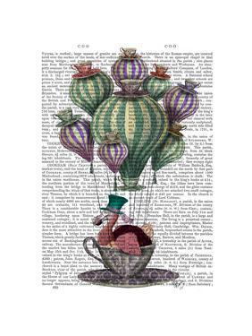 Dodo in Teacup by Fab Funky