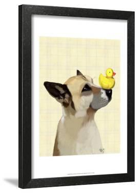 Dog and Duck by Fab Funky