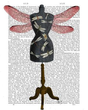 Dragonfly Mannequin by Fab Funky