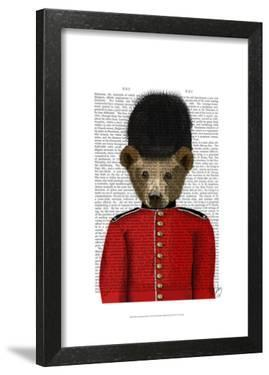 Guardsman Bear by Fab Funky