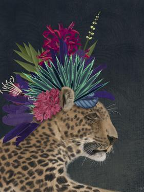 Hot House Leopard 1 by Fab Funky