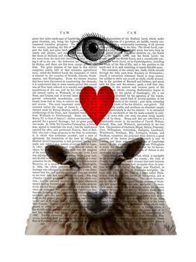 I Heart Ewe by Fab Funky