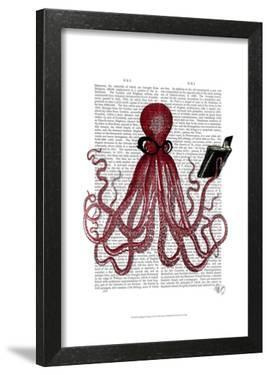Intelligent Octopus by Fab Funky