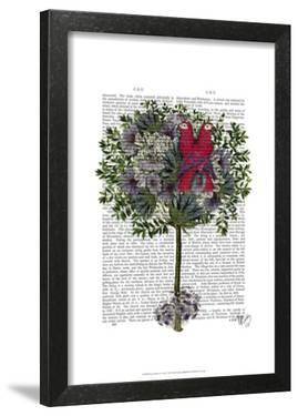 Love Birds in a Tree by Fab Funky