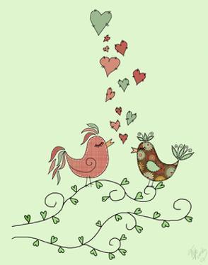 Love Birds by Fab Funky