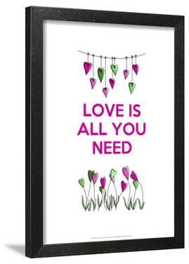 Love is all You Need by Fab Funky