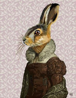Madam Hare by Fab Funky