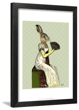 Miss Hare by Fab Funky
