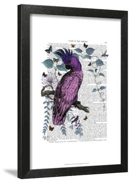 Pink Parrot by Fab Funky