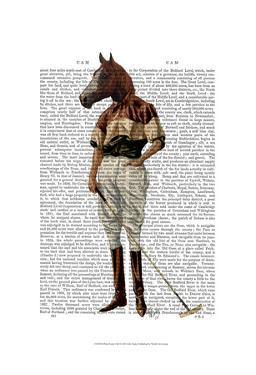 Polo Horse Full by Fab Funky