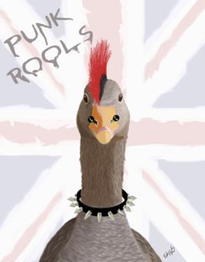 Punk Rock Goose by Fab Funky