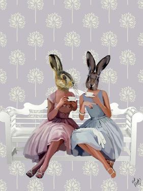 Rabbit Chat by Fab Funky