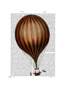 Royal Nassau Balloon Hot Air Balloon by Fab Funky