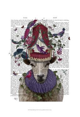 Sheep Birdkeeper by Fab Funky