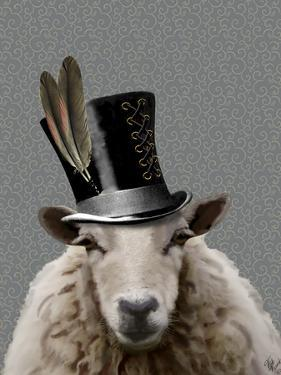 Steampunk Sheep by Fab Funky