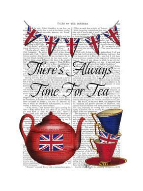 Time for Tea by Fab Funky