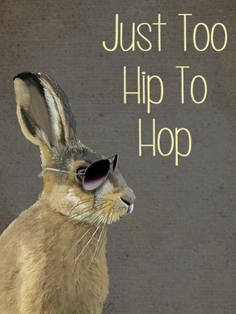 Too Hip to Hop Grey by Fab Funky