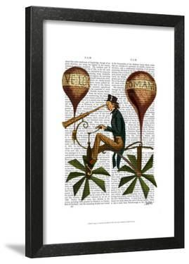 Voyage A La Lune Hot Air Balloon by Fab Funky