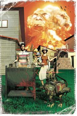 Zombies vs. Robots: More Than a Junkyard Dog by Fabio Listrani