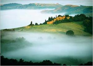Dorcia Valley, Tuscany by Fabio Muzzi
