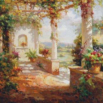 Pergola Flowers