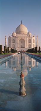 Facade of a Building, Taj Mahal, Agra, Uttar Pradesh, India