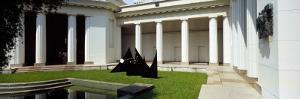 Facade of a Museum, Galeria De Arte Nacional, Caracas, Venezuela