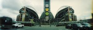 Facade of a Stadium, Qwest Field, Seattle, Washington State, USA