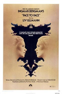 Face to Face, Liv Ullmann, 1976
