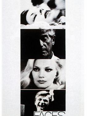 Faces, John Marley, Gena Rowlands, Seymour Cassel, 1968