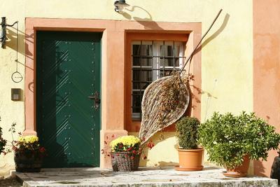 Entrance Door, Farmhouse