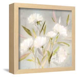 Fairy Tale II 10 x 10 Framed Canvas