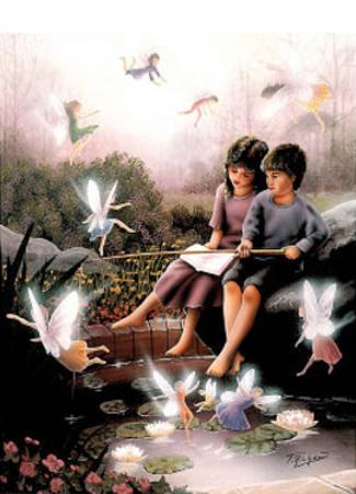 Fairy Tale l by T Richard