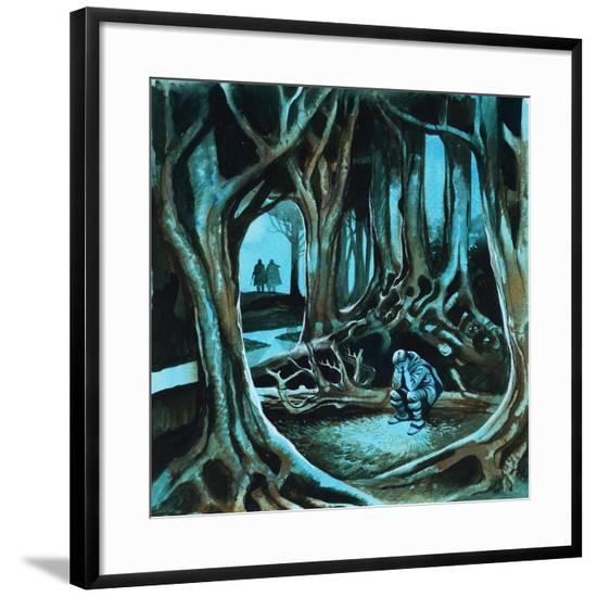 Fairy Tale-Ron Embleton-Framed Giclee Print