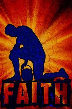 Faith Football Player Sports